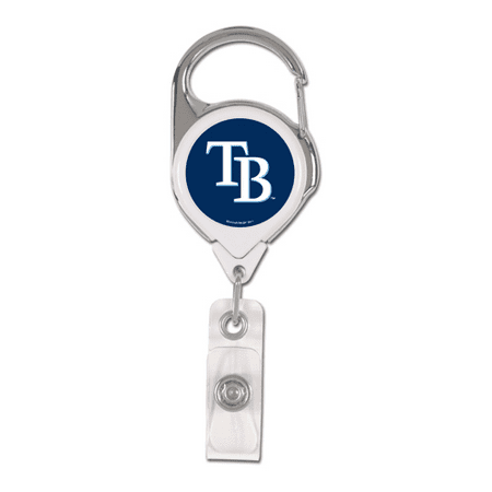 Tampa Bay Rays Premium Badge Reel - No Size