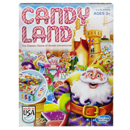 Candy Land Classic Board Game, Ages 3 and - Childrens Board Games