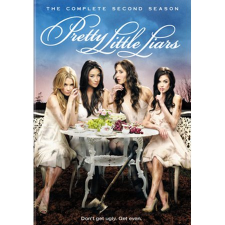 Pretty Little Liars: The Complete Second Season (DVD)](Pretty Little Liars Season 2 Halloween)