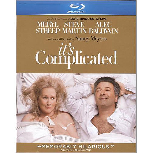 It's Complicated (Blu-ray) (Widescreen)