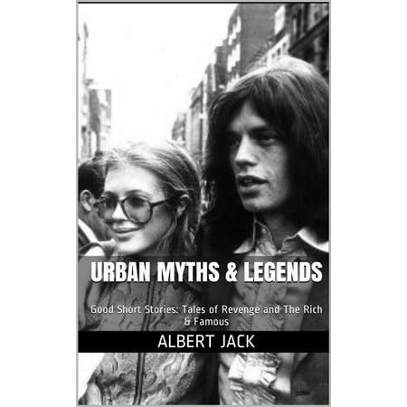 Urban Myths & Legends - eBook - Halloween Stories Urban Legends