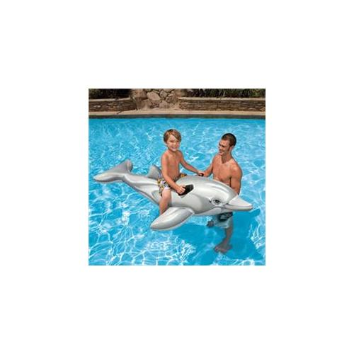 Intex 58539EP Giant Dolphin Inflatable Pool Ride-on