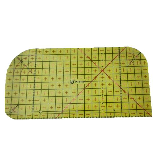 Hot Ironing Ruler Patchwork Tailor Craft Sewing Supplies Measuring NICE