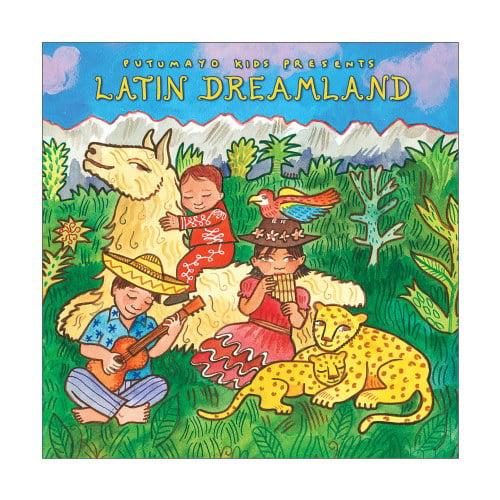 Latin Dreamland CD
