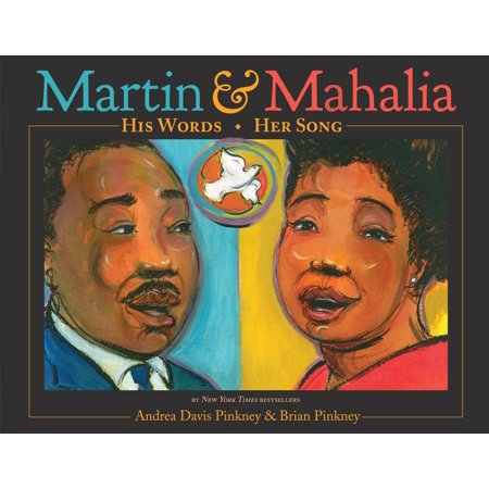 Martin & Mahalia: His Words, Her Song - eBook - This Is Halloween Song Words