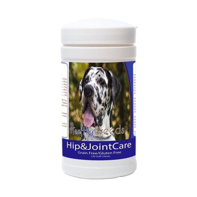 Healthy Breeds 840235153627 Great Dane Hip and Joint Care