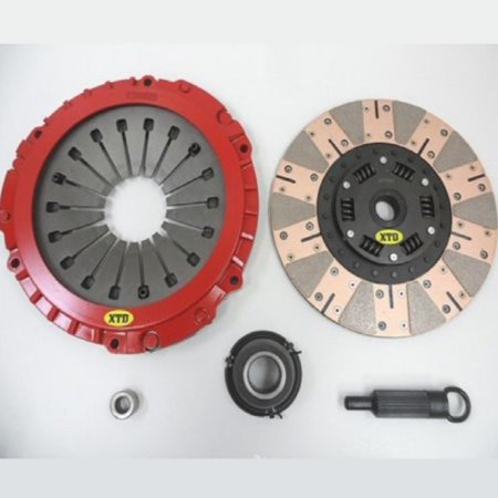 XTD STAGE 3 DUAL FRICTION RACE CLUTCH KIT CHEVY CAMARO Z28 FORMULA TRANS AM (Best Clutch For Lt1 Camaro)