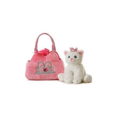 Princess Kitten Fancy Pal - Cat & Kitten Stuffed Animal by Aurora Plush (30765)](Stuffed Animal Cats)