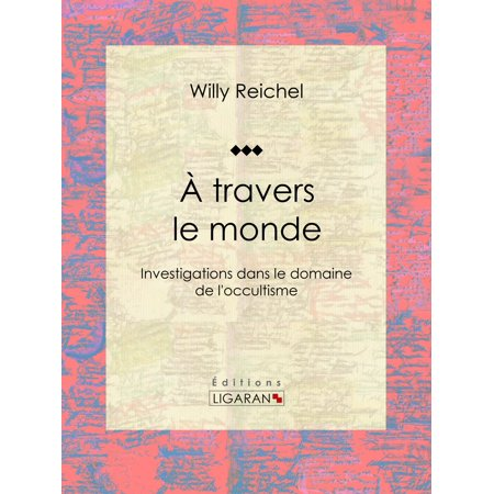 À travers le monde - eBook