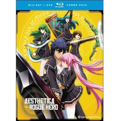 Aesthetica Of A Rogue Hero: Complete Series (Alternate Cover) (Blu-ray + DVD) (Japanese) by