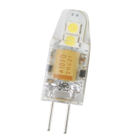 Boyijia High Quality AC/DC12V-24V G4 4LED 1.5W Corn Light SMD 2835 Bulb Replacement Chandelier Halogen Lamp LED Light Bulb - image 7 of 7
