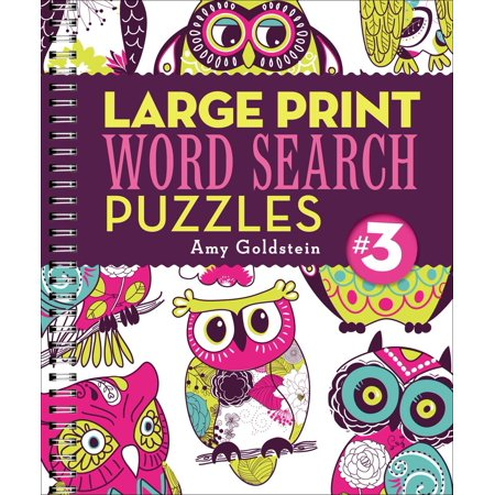 Large Print Word Search Puzzles 3 - Halloween Word Search Worksheet