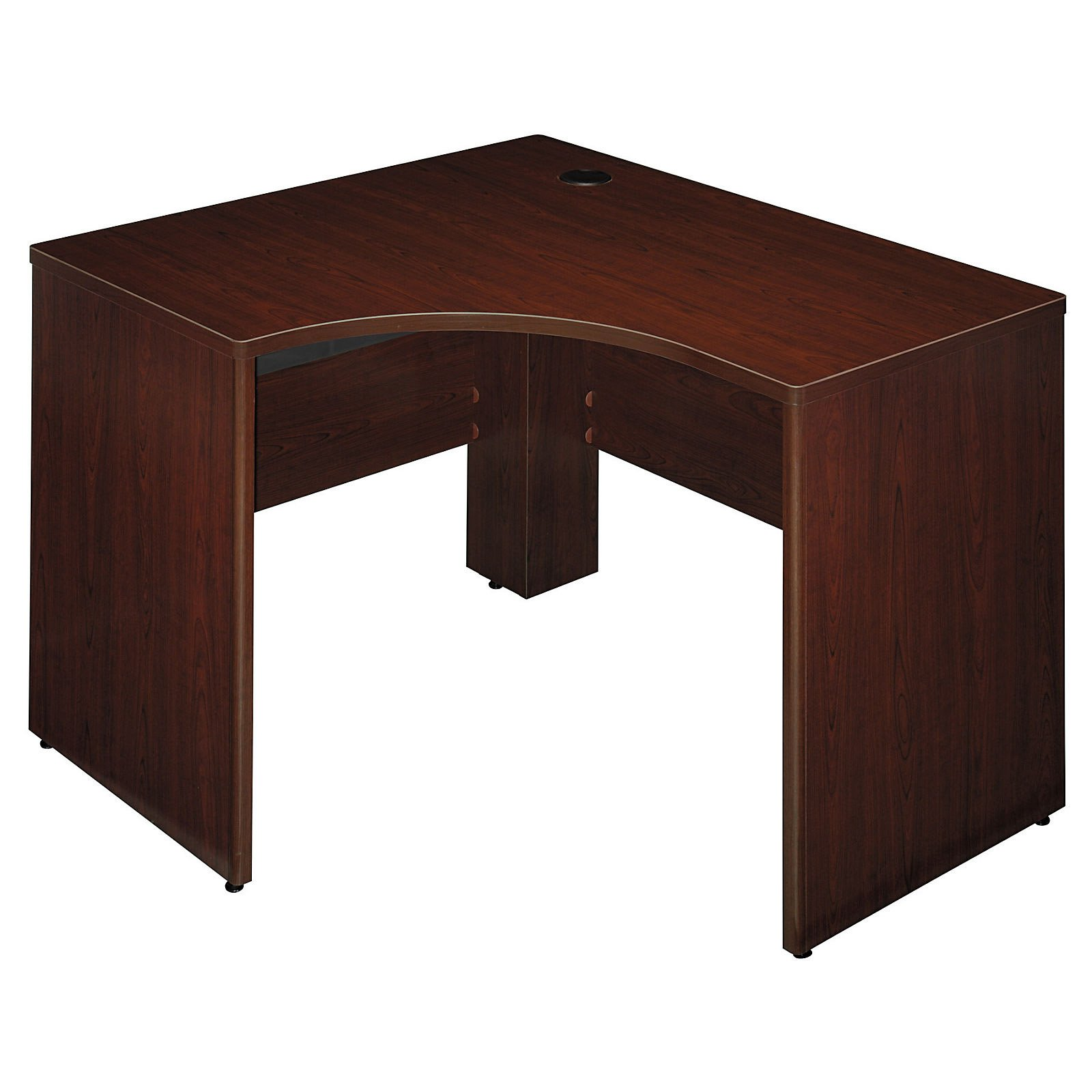Bush Business Furniture Quantum Corner L-Shape Desk Shell