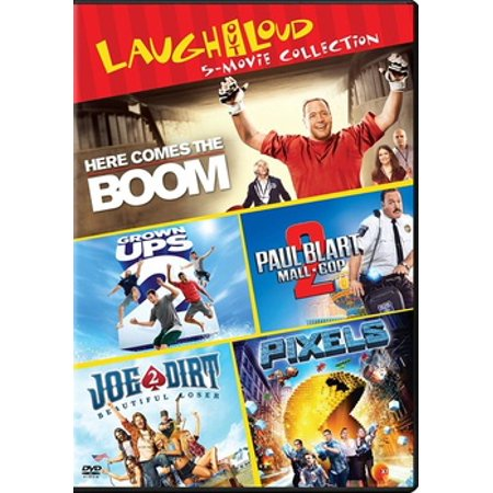 Grown Ups 2 / Here Comes the Boom / Joe Dirt 2: Beautiful Loser / Paul Blart: Mall Cop 2 (The White Plains Mall)