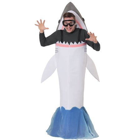 Adult Shark Attack Costume - Shark Attack Costume