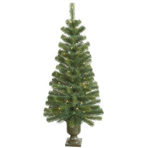 Vickerman 4 ft. Noble Pine Pre-Lit Christmas Tree