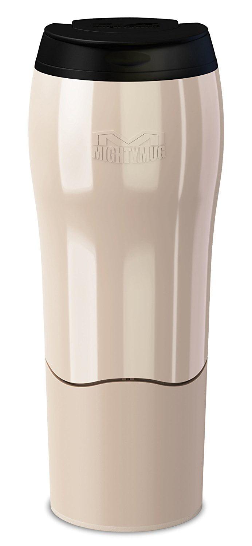 mighty mug go cream 16 oz walmart com
