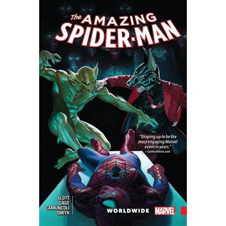 Amazing Spider-Man - eBook Amazing Spider Man Comic Book