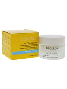 Hydra Floral Intense Nutrition Cocoon by Decleor for Unisex - 1.7 oz