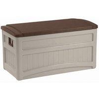 Suncast Morel Premium 73-Gallon Deck Box with Wheels (DB8000B)