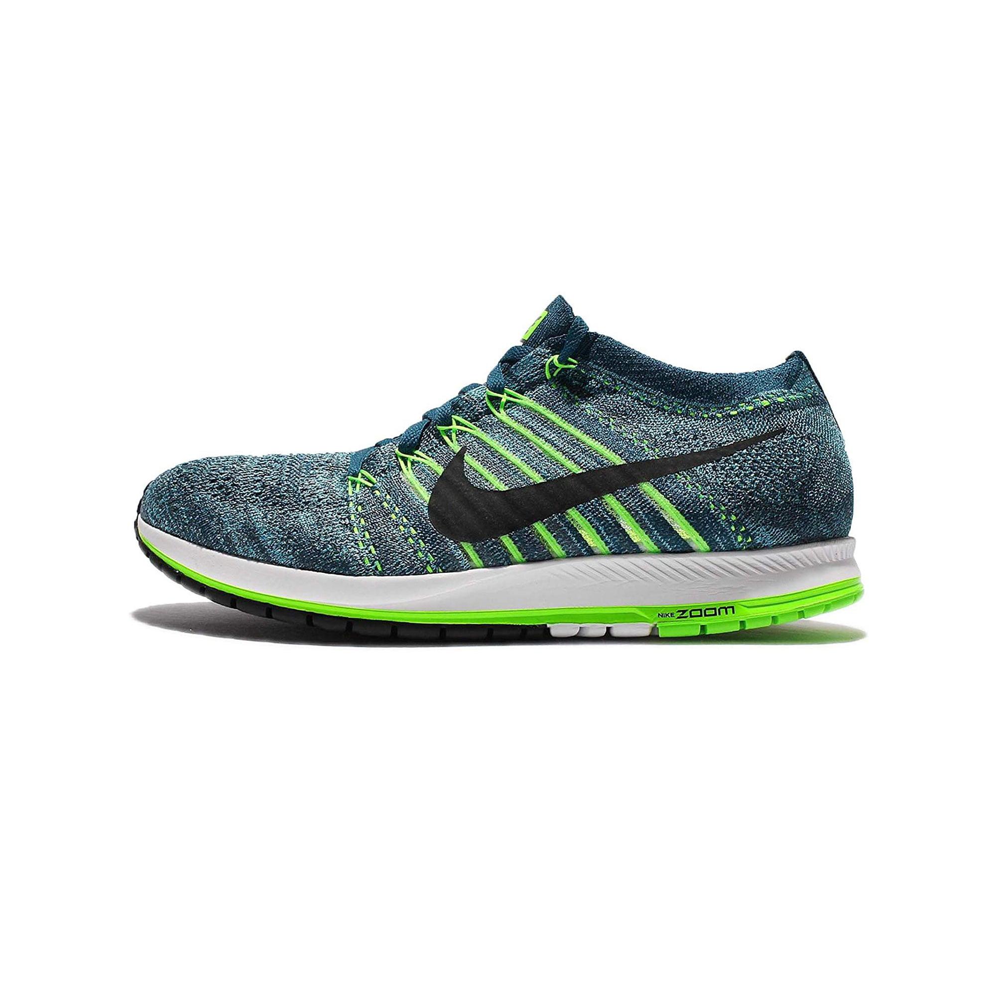 507e933ece4c5 Nike Womens Flyknit Streak Low Top Lace Up Running Sneaker