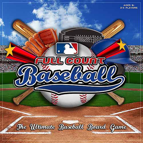 MLB Full Count Baseball: The Ultimate Baseball Board Game by Freemont Die