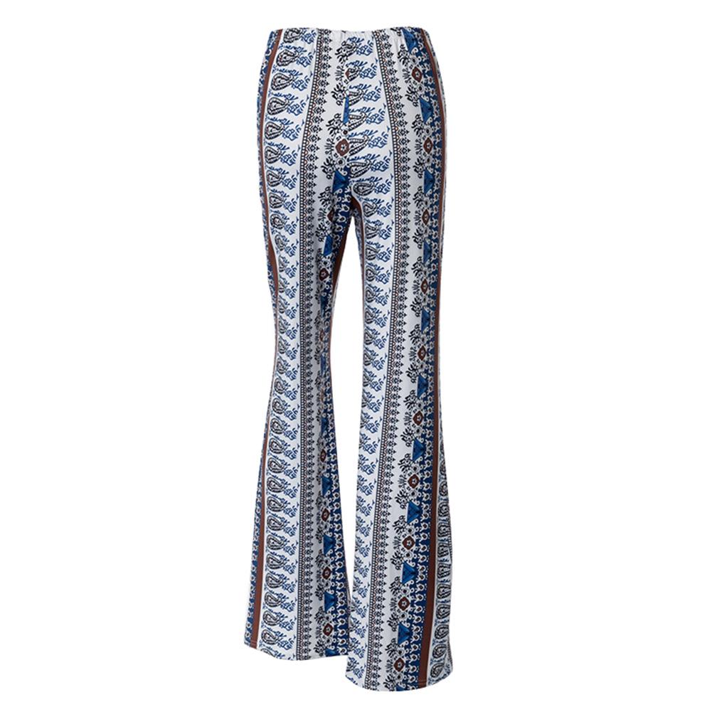 Paisley Pants Resort Wear Low Rise Pants Bell Bottoms Women Beach Pants Wide Leg Pants Women Rave Wear Tropical Outfit Flare Pants