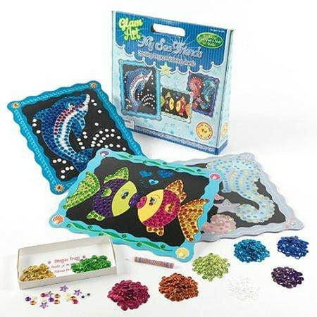 Glam Art My Sea Friends Kit