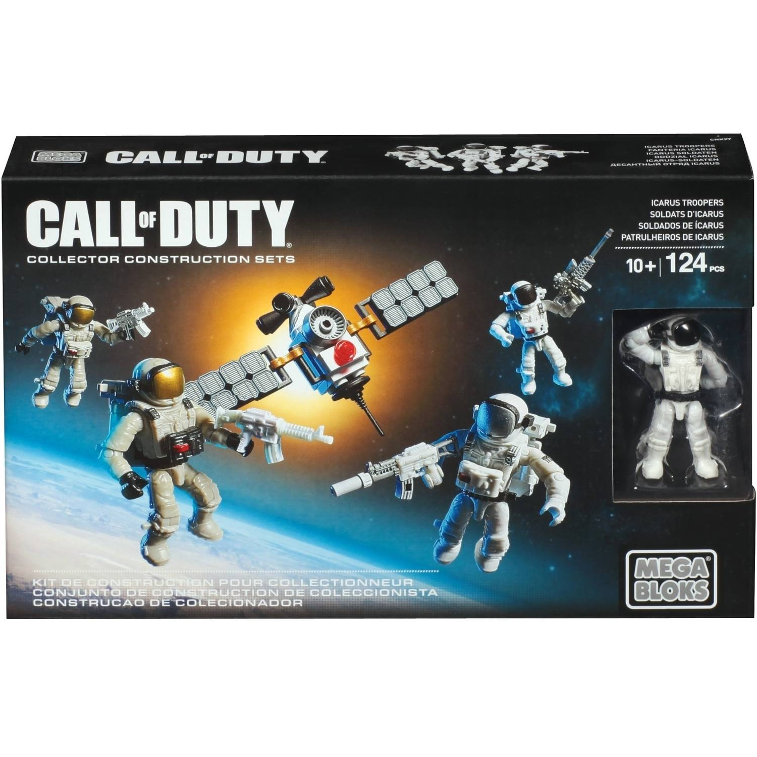 Mega Bloks Call of Duty Icarus Troopers