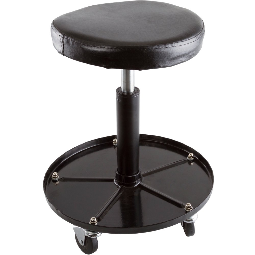 Black Widow Adjustable Rolling Garage and Shop Seat Mechanic Stool  sc 1 st  Walmart & Black Widow Adjustable Rolling Garage and Shop Seat Mechanic Stool ... islam-shia.org