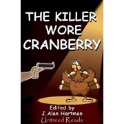 The Killer Wore Cranberry - eBook