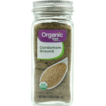 (Great Value Organic Ground Cardamom, 1.8 Oz)