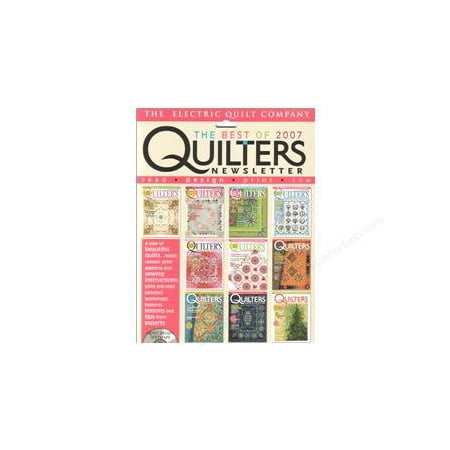 The Best Of 2007 Quilters Newsletter