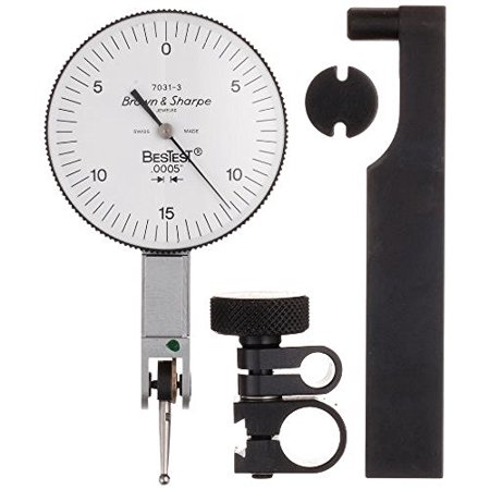 Brown & Sharpe Dial Test Indicator, - Federal Dial Indicator