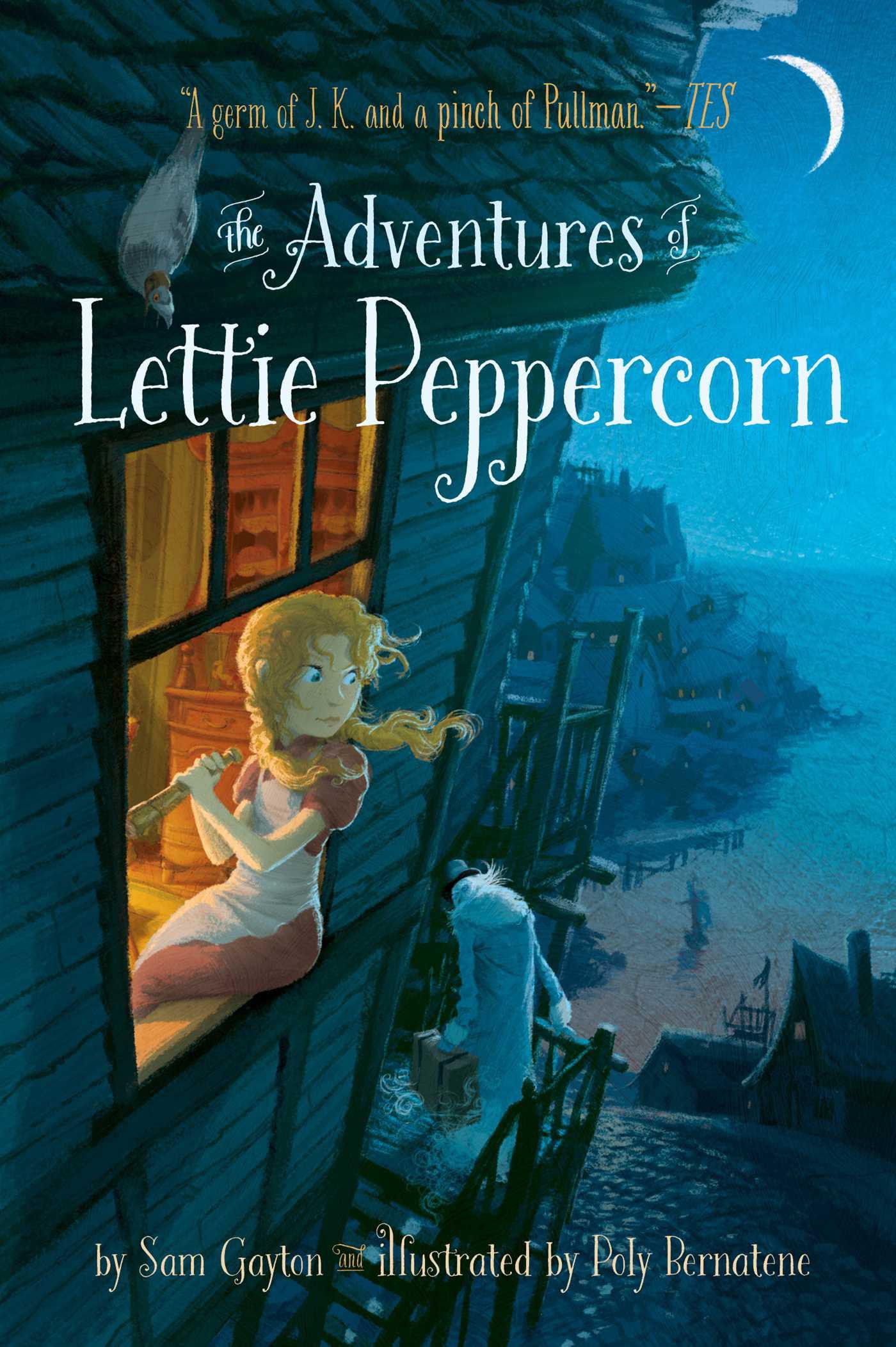 The Adventures of Lettie Peppercorn - Walmart.com