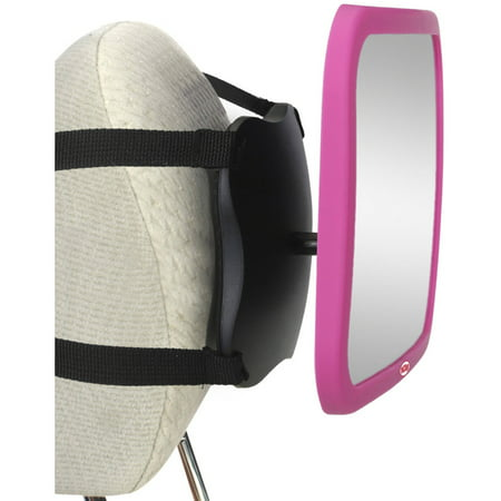 Nuby Back Seat Baby View Mirror,