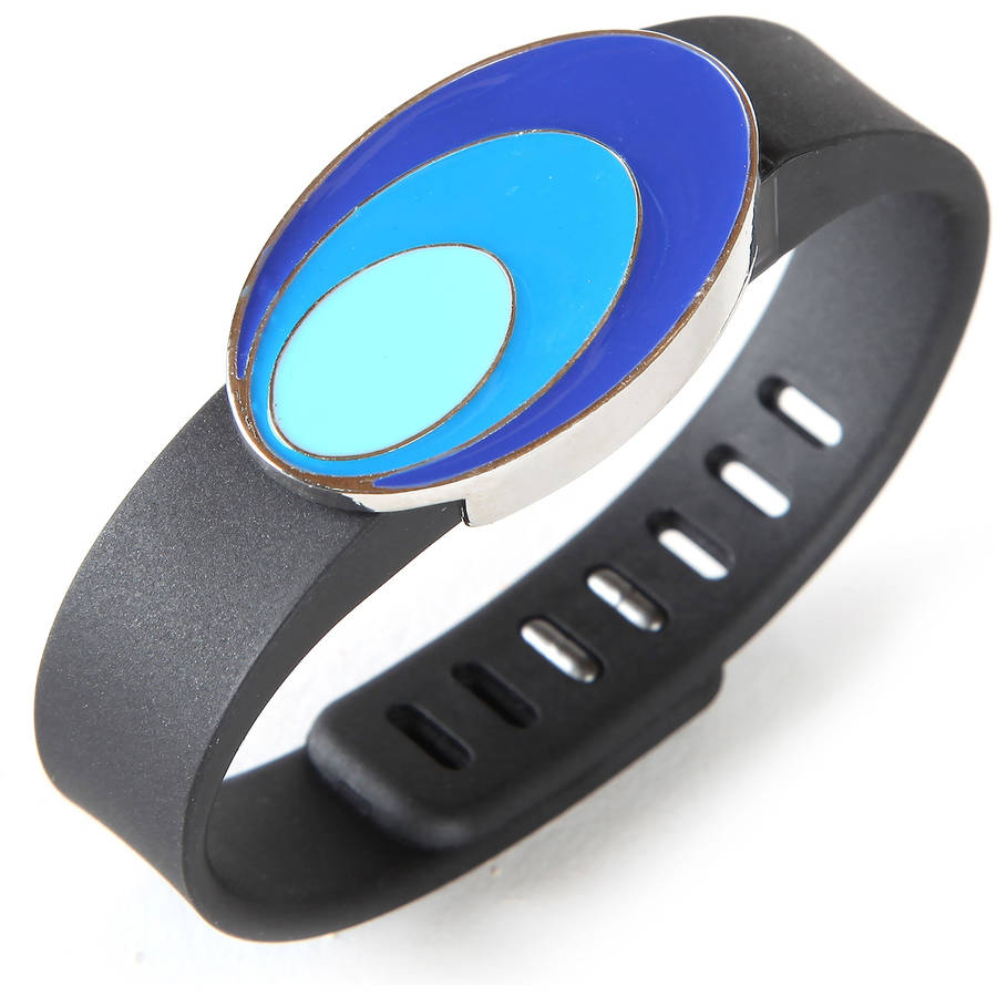 Fit & Fab Oval Fitness Tracker Slide