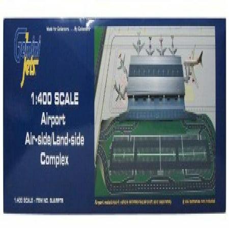 Gemini Jets 1-400 GJARPTB Terminal Set44; Airport Airside - Land Side 1-400 ()