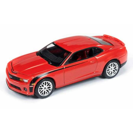 2011 Hennessey Chevrolet Camaro Red Auto World Aw64003 48b 1 64