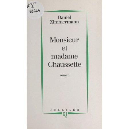 Monsieur et madame Chaussette - eBook - Monsieur Et Madame Halloween