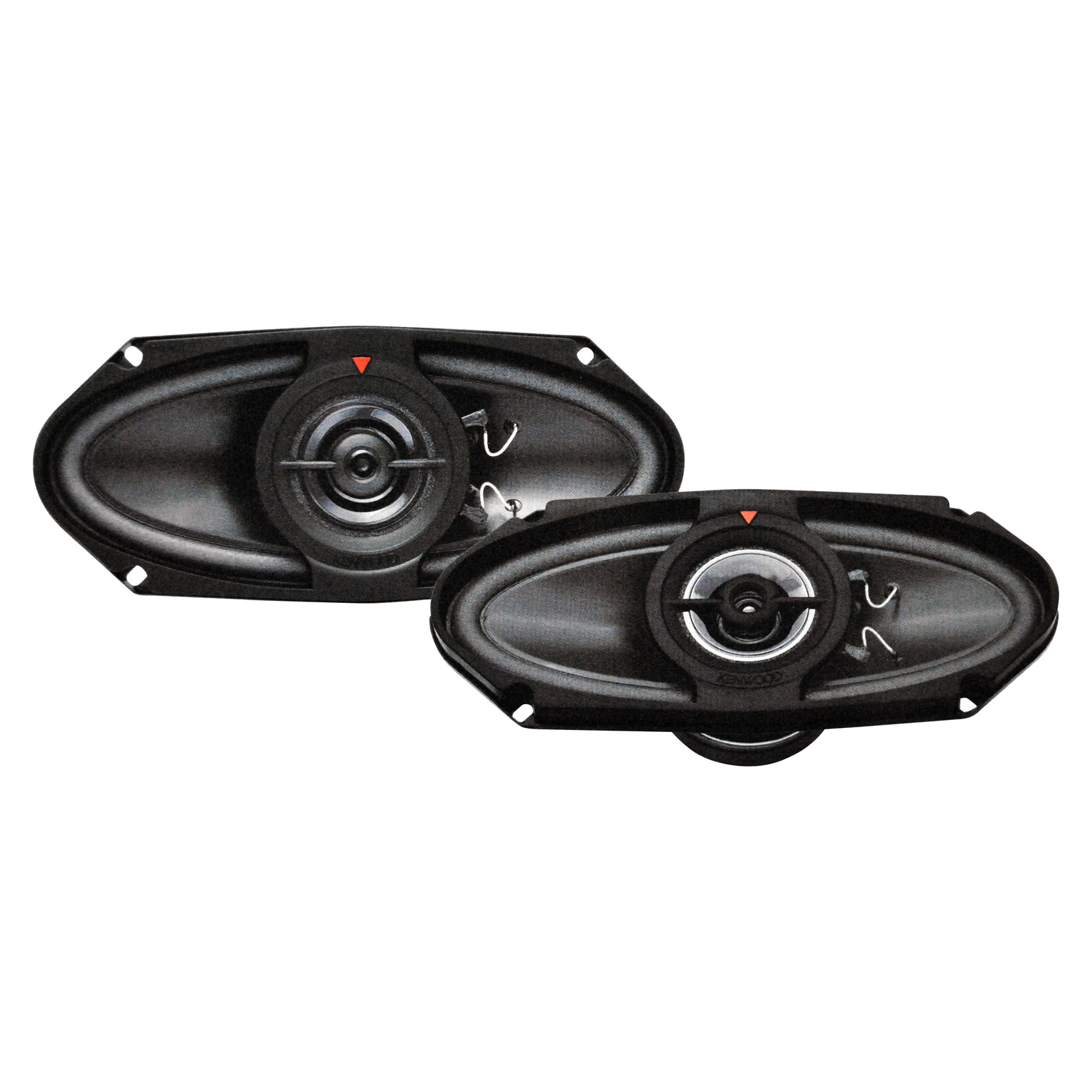 "Kenwood 4X10"" 2-Way Speaker 160W Max"