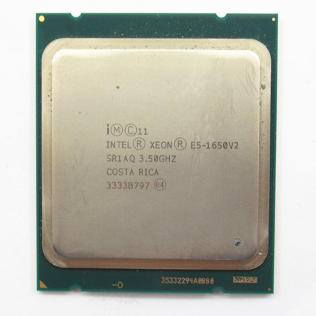 Intel Xeon E5-1650 v2 SR1AQ 3.5GHz Six-Core LGA2011 CPU Processor Refurbished ()