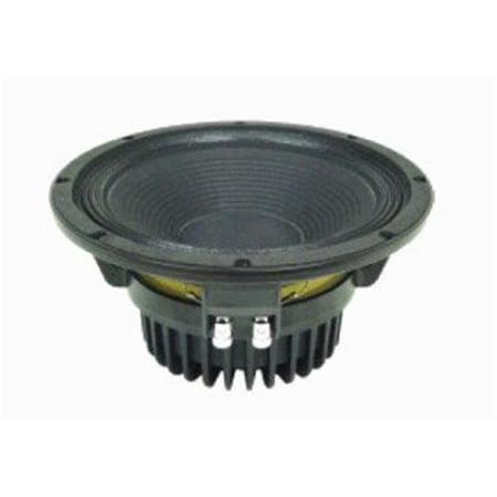 Pro Audio 10LW30 10 in. 450W Low Frequency Loudspeaker