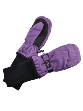 SnowStoppers Small Purple Mittens
