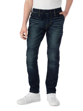 Signature by Levi Strauss & Co. Boys 4-16 Athletic Pull On Jeans