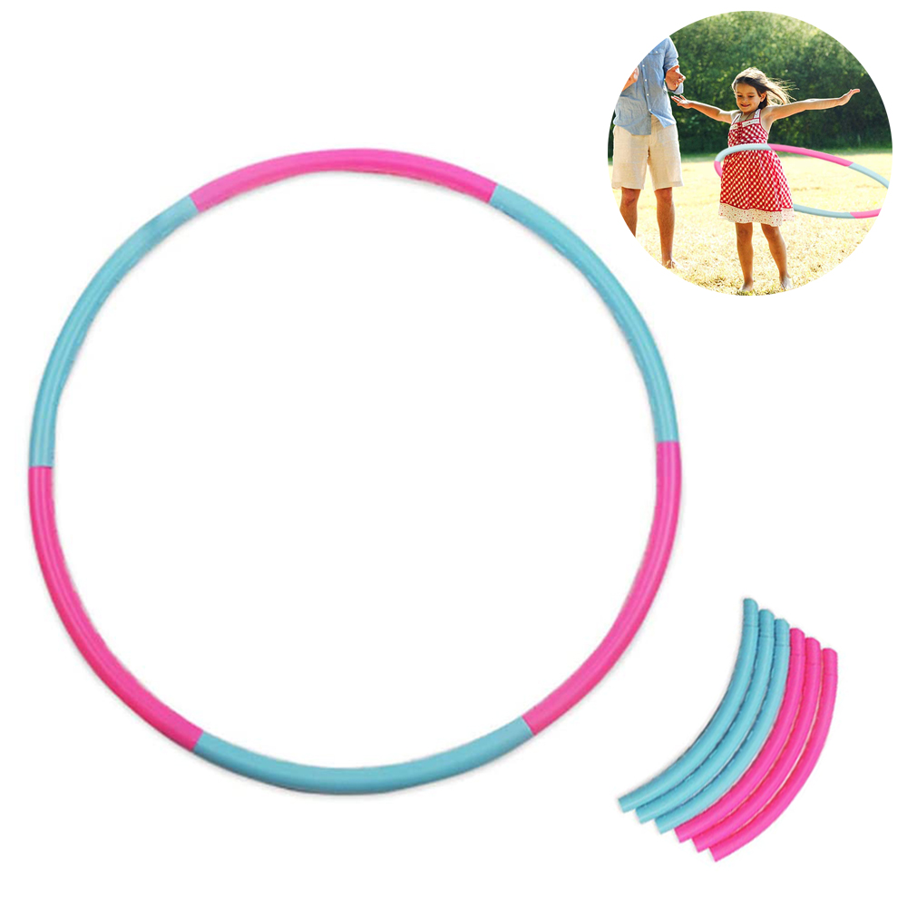 Boys and Pet Training NEOWEEK Hoola Hoop for Kids Detachable Adjustable Size Kids Hoola Hoop Suitable for Girls