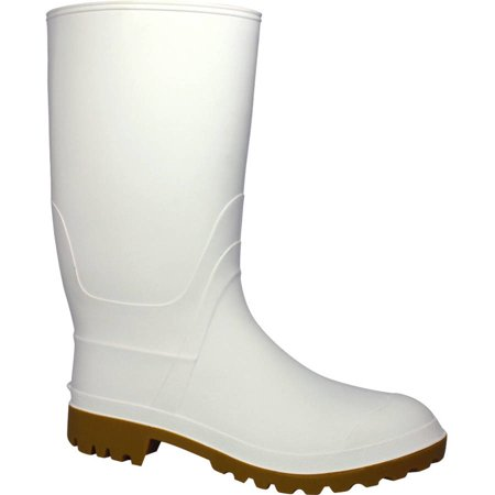 8dfbd4f481a Men's White Shrimper Rain Boot