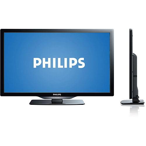 "Philips 26"" Class LED 720p 60Hz HDTV,(2.7"" ultra-slim) 26PFL4907/F7"