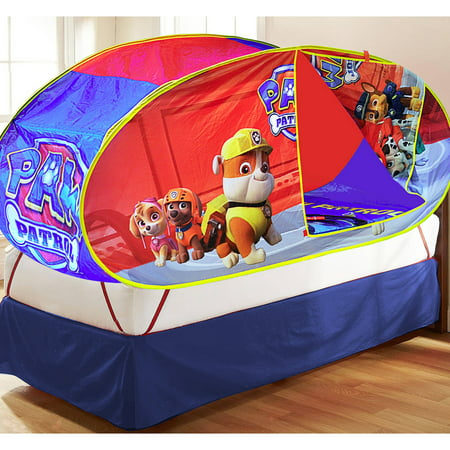 Girls Sleepover Set - Nickelodeon Paw Patrol Sleepover Set with Bonus Bed Tent