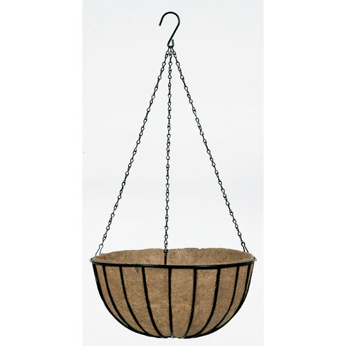 World Source Partners Round Hanging Planter